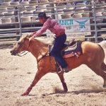 équitation western : barrel racing